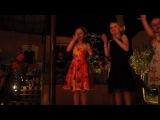 Анимация!Немецкая песня про хрюшку!Отрываются Эля,Саша и Кирюха!